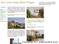 The Castle Steps Hotel Prague